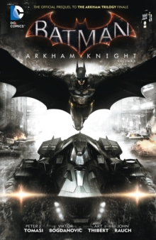 Batman Arkham Knight HC, Hardback Book