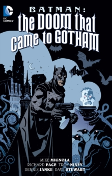 Batman The Doom That Came To Gotham, Paperback Book