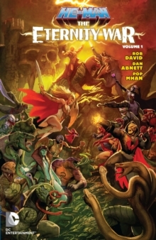 He Man The Eternity War TP Vol 1, Paperback Book