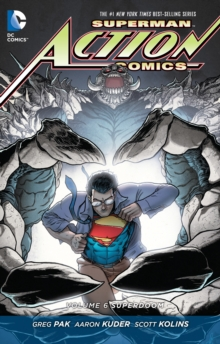 Superman  Action Comics TP Vol 6 Superdoom, Paperback Book