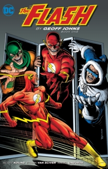 Flash By Geoff Johns TP Book One, Paperback Book