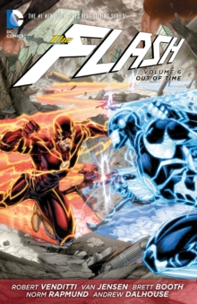 The Flash Vol. 6 Out Of Time (The New 52), Paperback Book