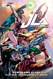 Justice League Power & Glory HC, Hardback Book