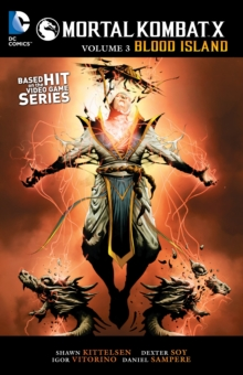 Mortal Kombat X TP Vol 3, Paperback Book
