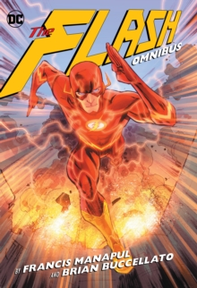 The Flash By Francis Manapul And Brian Buccellato Deluxe Edition, Hardback Book