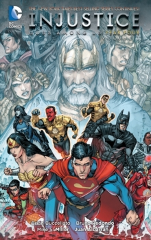 Injustice Gods Among Us Year Four  TP Vol1, Hardback Book