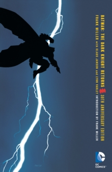 Dark Knight Returns TP New Ed, Paperback Book