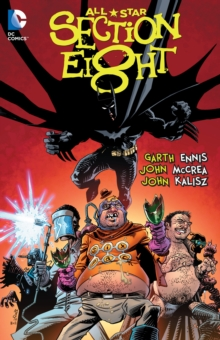 All-Star Section Eight, Paperback / softback Book