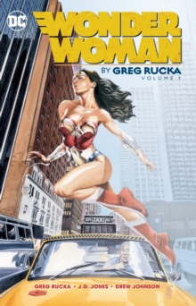 Wonder Woman By Greg Rucka TP Vol 1, Paperback Book