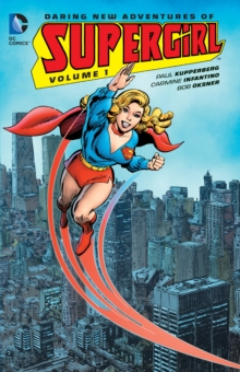 Daring Adventures of Supergirl TP Vol 1, Paperback Book