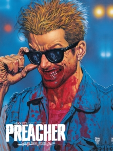 Absolute Preacher Vol. 1, Hardback Book