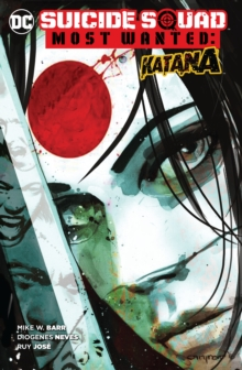 Suicide Squad Most Wanted Katana TP, Paperback Book