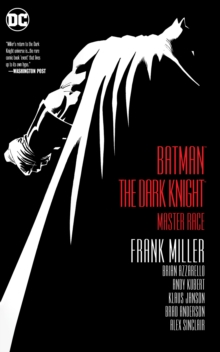 Batman: The Dark Knight : The Master Race, Hardback Book