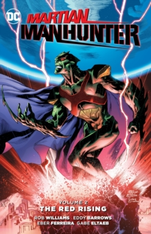 Martian Manhunter Vol. 2, Paperback Book