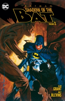 Batman Shadow of the Bat Vol. 2, Paperback Book