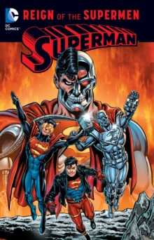 Superman Reign Of The Supermen, Paperback Book