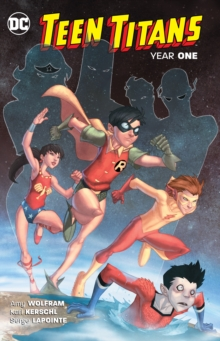 Teen Titans Year One, Paperback Book