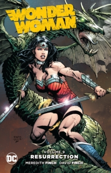 Wonder Woman TP Vol 9, Paperback Book