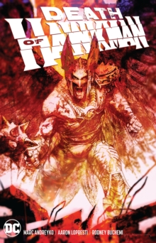 The Death of Hawkman, Paperback / softback Book