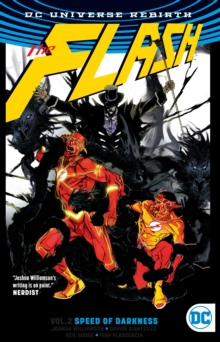 The Flash Vol. 2 Speed Of Darkness (Rebirth), Paperback Book