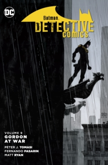 Batman Detective Comics Vol. 9, Hardback Book