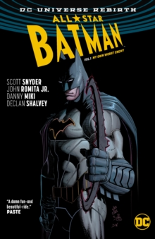All Star Batman HC Vol 1 My Own Worst Enemy, Hardback Book