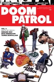 Doom Patrol by Gerard Way TP Vol 1, Paperback Book