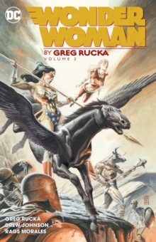 Wonder Woman by Greg Rucka TP Vol 2, Paperback Book