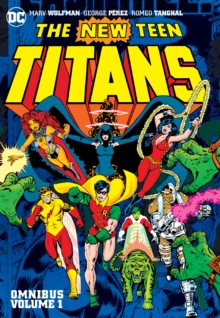 New Teen Titans Omnibus Vol. 1 (New Edition), Hardback Book