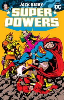 Super Powers By Jack Kirby, Paperback Book