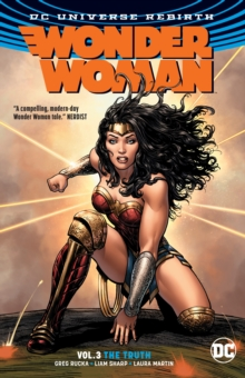 Wonder Woman TP Vol 3 The Truth (Rebirth), Paperback Book