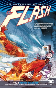 Flash TP Vol 3 Rogues Reloaded (Rebirth), Hardback Book