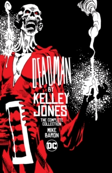 Deadman By Kelley Jones The Complete Collection, Paperback Book