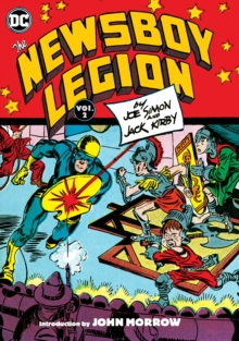 Newsboy Legion by Simon and Kirby HC Vol 2, Hardback Book