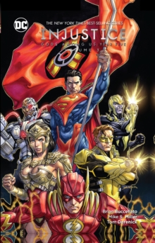 Injustice Gods Among Us Year Five Vol. 3, Hardback Book
