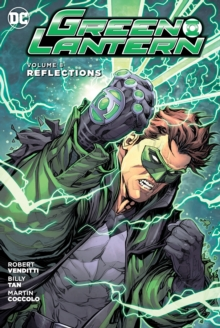 Green Lantern Vol. 8 Reflections, Paperback Book