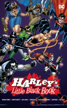 Harley's Little Black Book, Paperback / softback Book