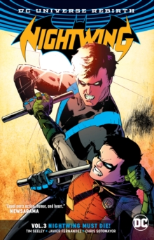 Nightwing Vol. 3 Nightwing Must Die (Rebirth), Paperback Book