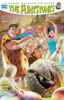 The Flintstones Vol. 2 Bedrock Bedlam, Paperback Book