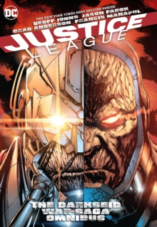 Justice League The Darkseid War Saga Omnibus, Hardback Book