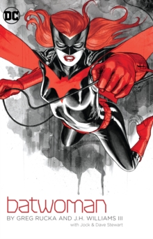 Batwoman by Greg Rucka and JH Williams III TP, Paperback Book