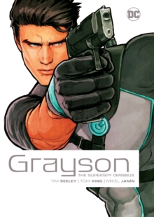 Grayson The Superspy Omnibus, Paperback / softback Book