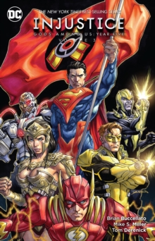 Injustice Gods Among Us Year Five Vol. 3, Paperback Book