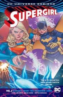 Supergirl Vol. 2 (Rebirth), Paperback Book