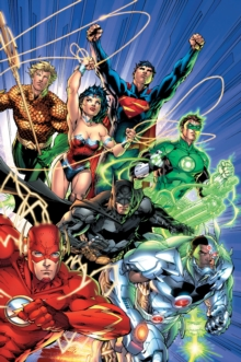 Absolute Justice League Origin, Hardback Book