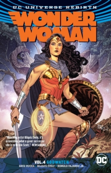 Wonder Woman Vol. 4 Godwatch (Rebirth), Paperback Book