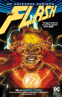 The Flash Vol. 4 Running Scared (Rebirth), Paperback Book