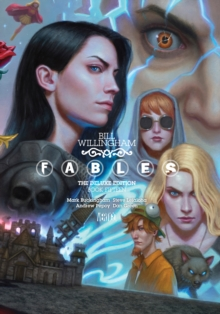 Fables The Deluxe Edition Book Fifteen, Hardback Book