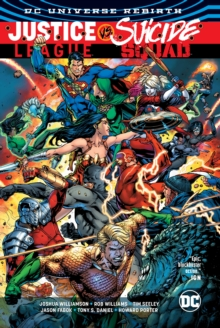 Justice League Vs. Suicide Squad, Paperback / softback Book