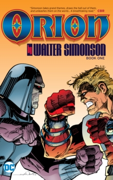 Orion By Walt Simonson Book One, Paperback / softback Book